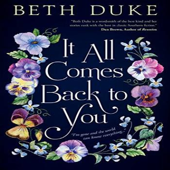 It All Comes Back to You: A Book Club Recommendation!