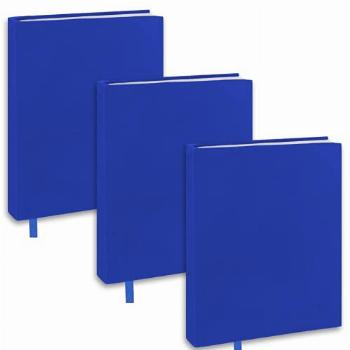 KIMCOME Blue Book Covers 3 Pack, 9x11 Inch Jumbo Stretchable