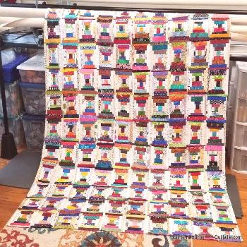 Quiltville's Quips & Snips!!: Quilter With a One Track Mind!
