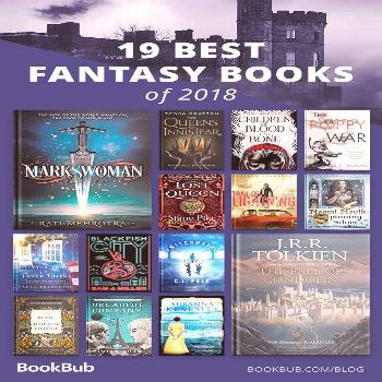 These are 19 of the best fantasy books of 2018 (so far!) If you're looking for an adventurous, magi
