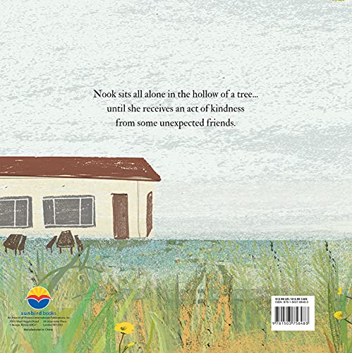 Nook - A Book About Kindness, Inclusion, Confidence, Trust,